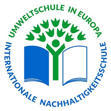 "Logo ""Umweltschule in Europa"""